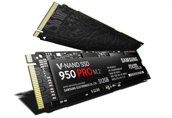SSD 950Pro