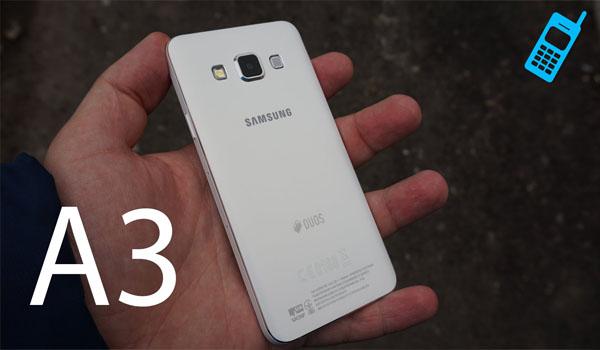 смартфон а3