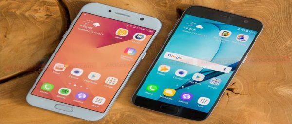 Как настроить интернет на Samsung Galaxy A5