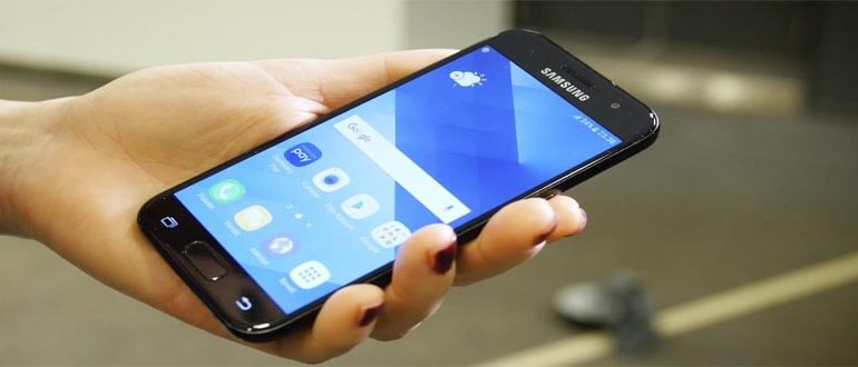Смартфон Самсунг Галакси А3 – характеристики.