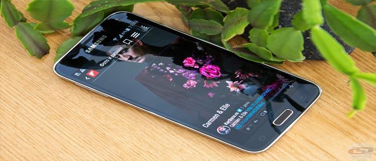 Характеристики Samsung Galaxy S5 с обзором нововведений