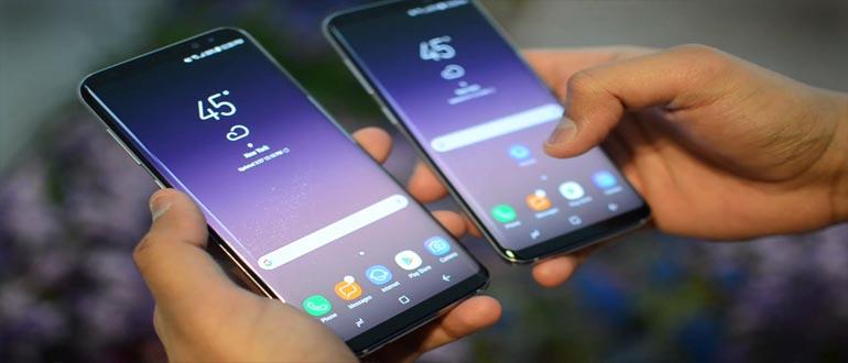 SamsungGalaxy S8/S8+- обзор, возможности, характеристики