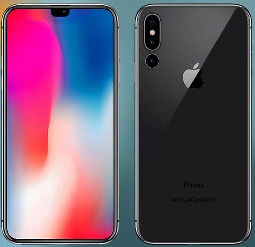 iphone-X-5G