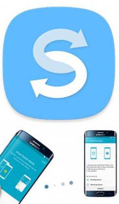 smart switch mobile samsung перенести данные