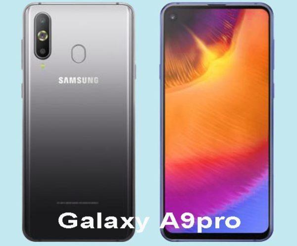 Galaxy A9 pro фото