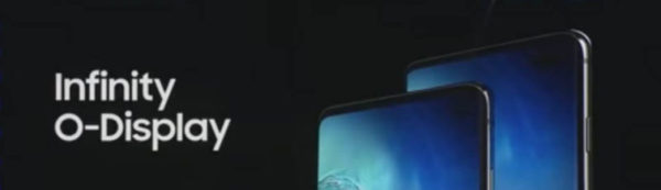Infinity-O Galaxy S10+
